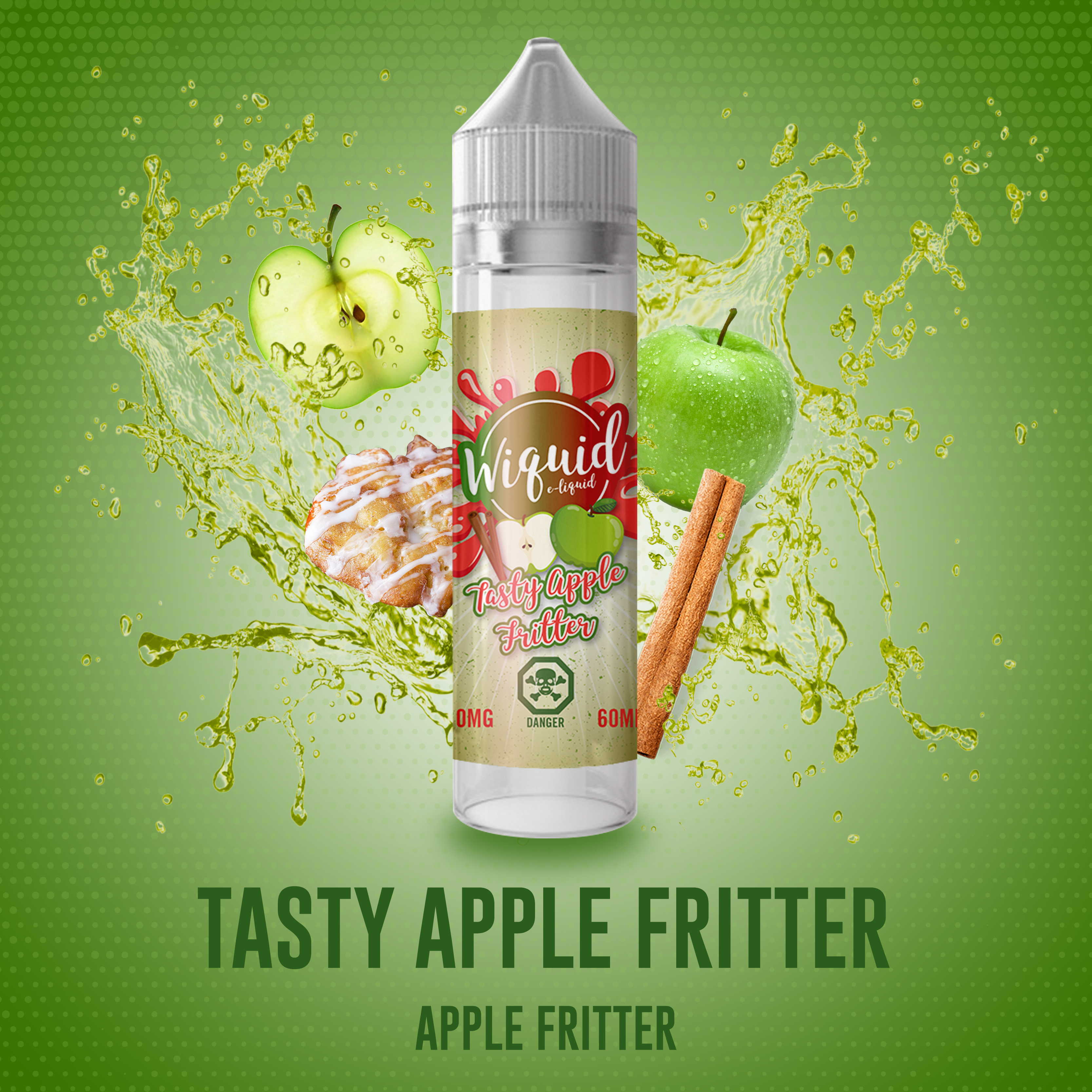 Tasty Apple Fritter