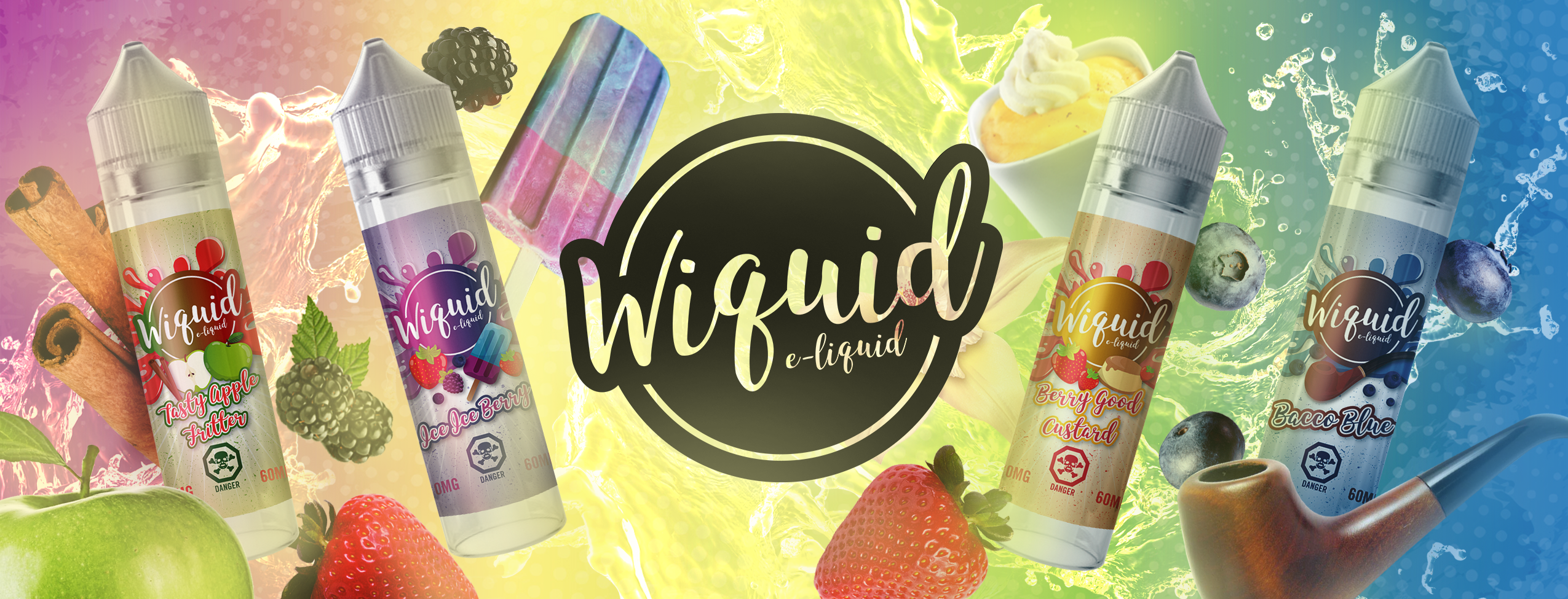 Wiquid Facebook Cover