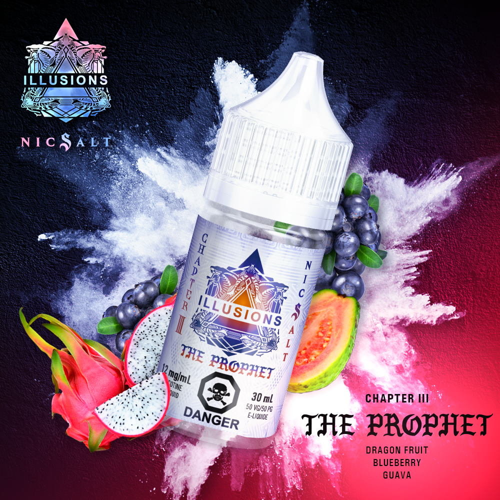 The Prophet Nic Salt Splash - Canada 30ml