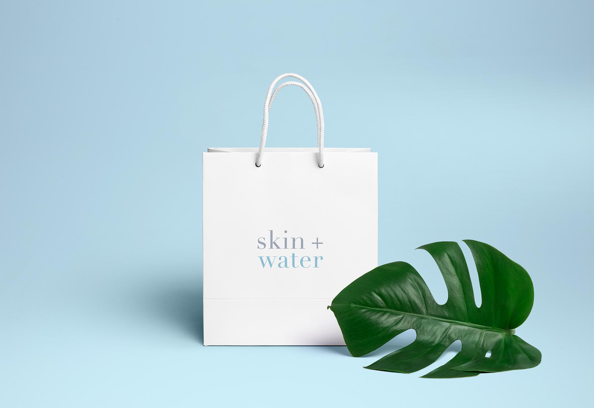 Skin+Water Gift Bag 02